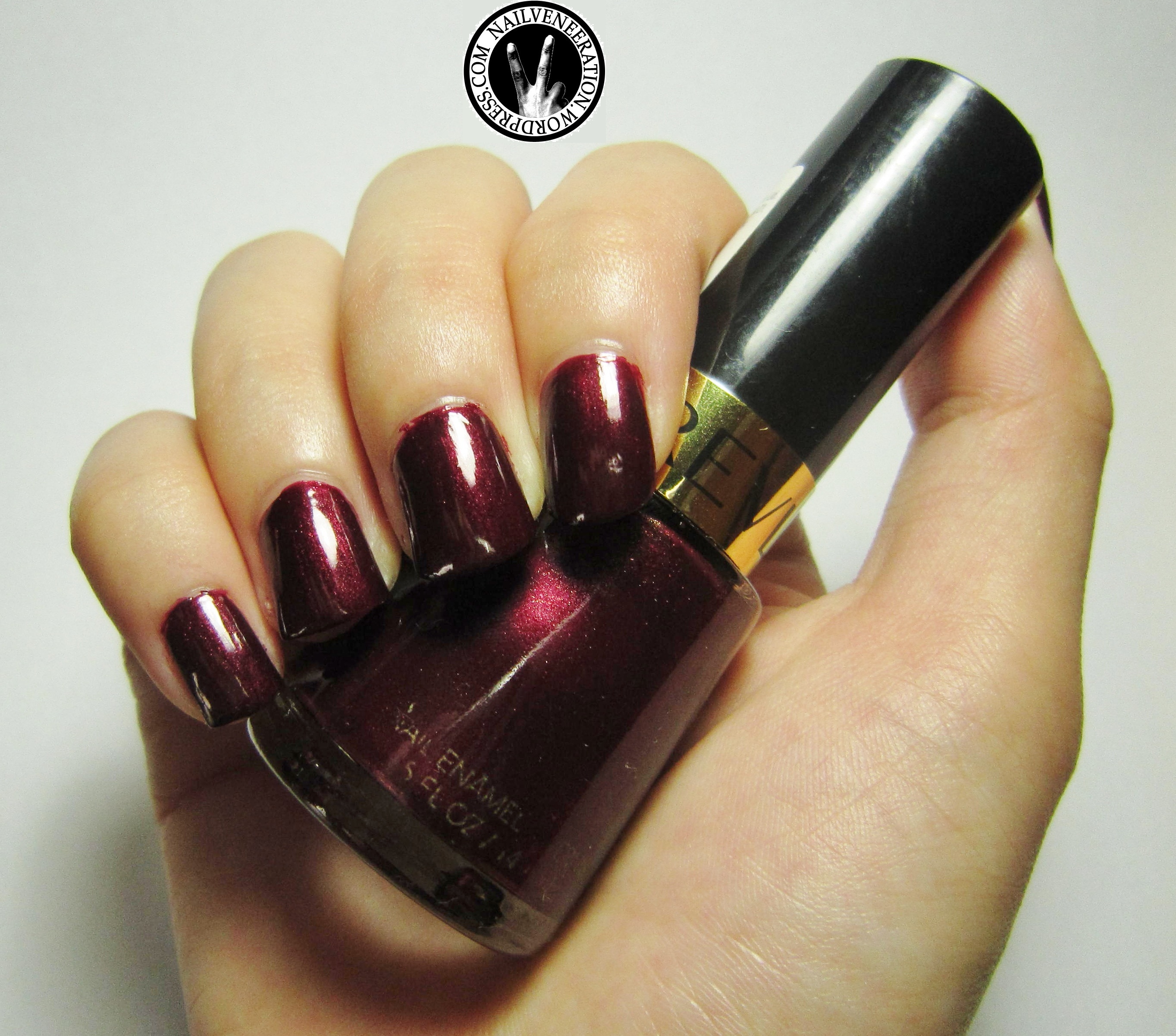 maroon | Nail Veneeration